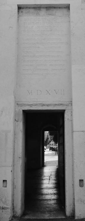 Treviso: Porta Santi Quaranta